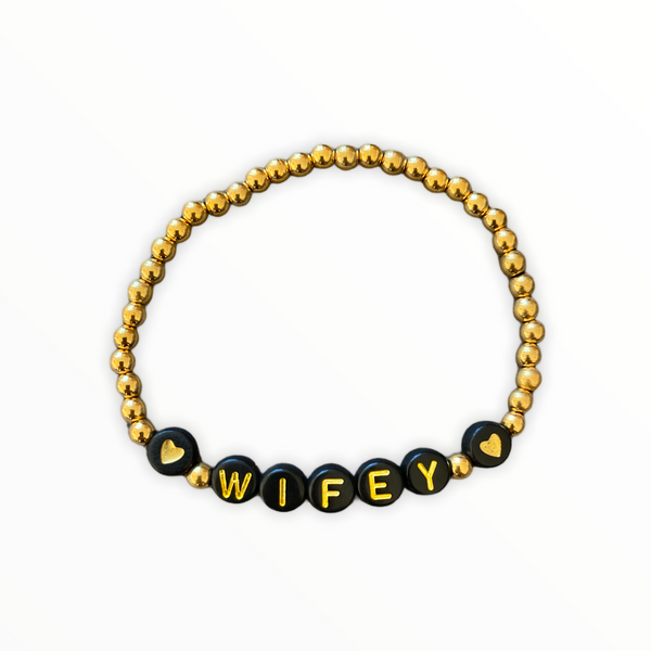 L'Goodie Beads Armbånd • WIFEY