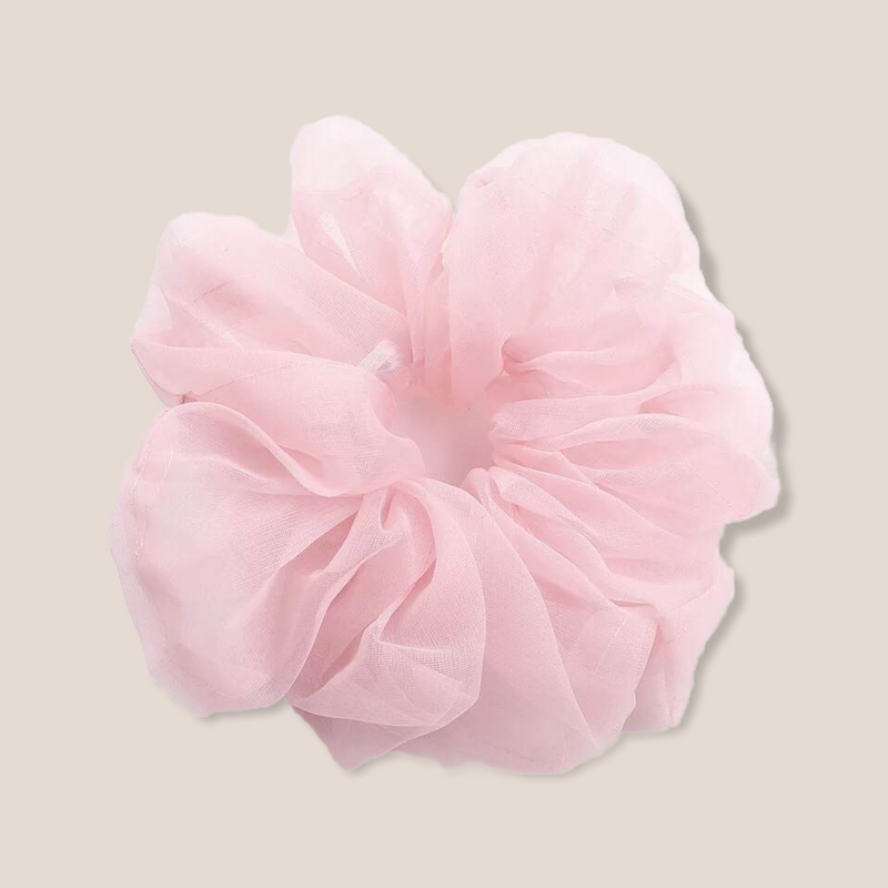 L'Goodie Giga Scrunchie • Light Pink