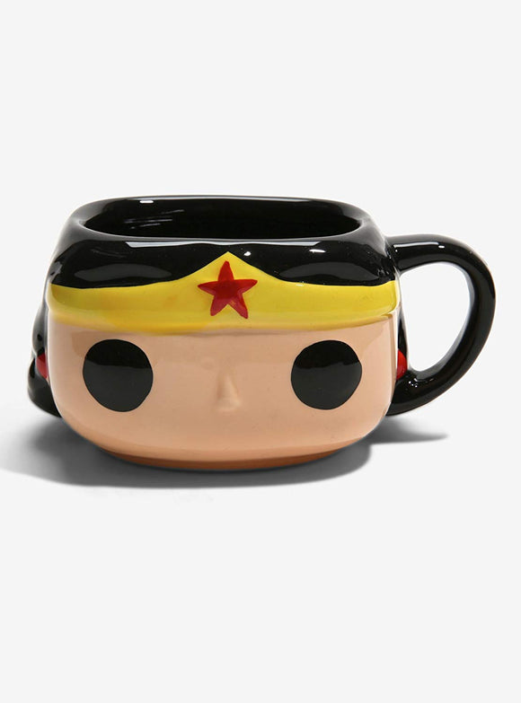 Pop! Home: DC - Wonder Woman Mug