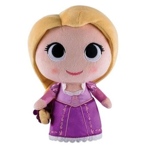 ASST: SuperCute Plush - Disney Princess S2 Rapunzel