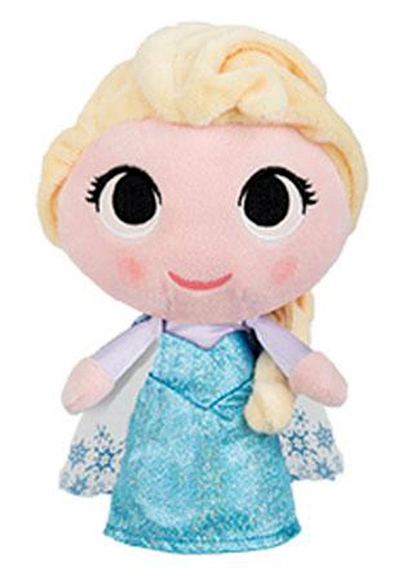 Asst: SuperCute Plush - Frozen: Elsa