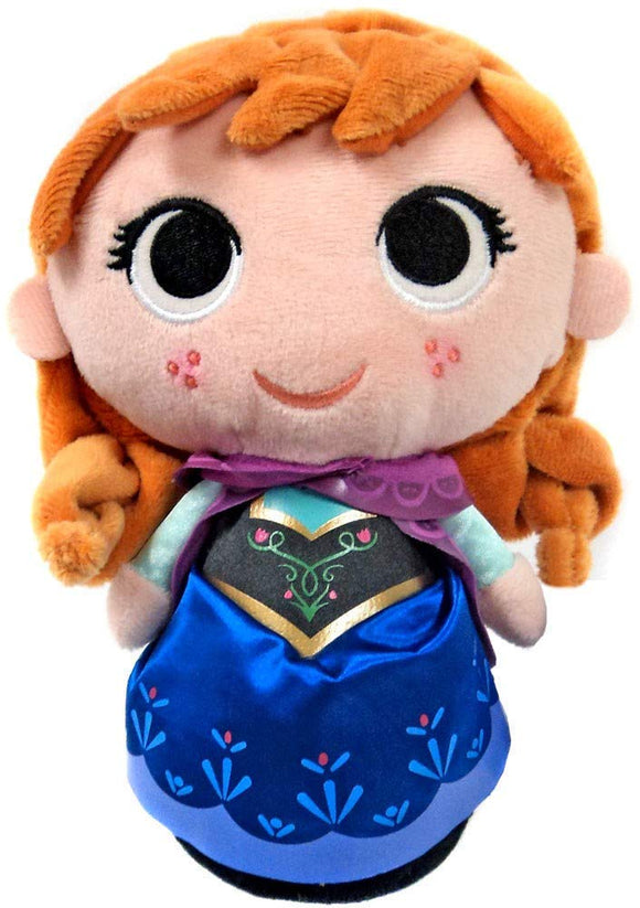 Asst: SuperCute Plush - Frozen: Anna