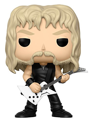 POP Music: Metallica - James Hetfield