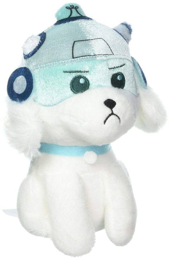 ASST: Galactic Plushies: Rick and Morty W2: Snowball