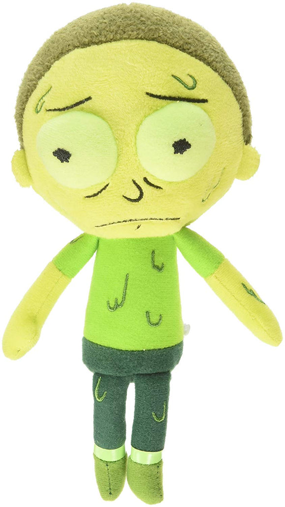 ASST: Galactic Plushies: Rick and Morty W2: Toxic Morty