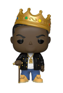 Pop! Rocks: Music - Notorious B.I.G. Crown (No Glasses)