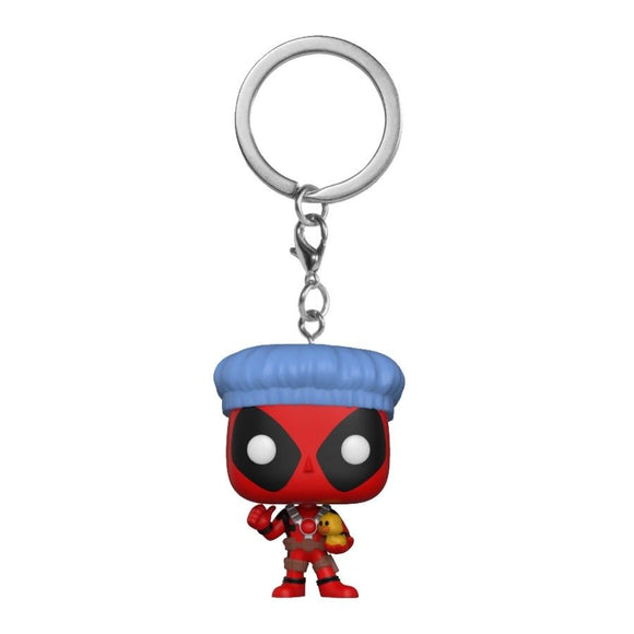 Pop! Keychain: Deadpool Playtime-DeadpoolBathTime