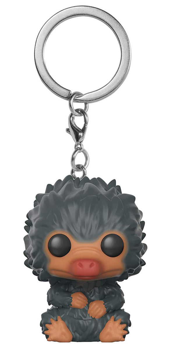 Pop! Keychain: Fantastic Beasts 2 - Baby Niffler (Gray)
