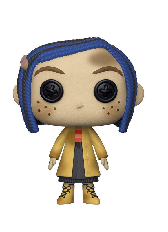 Pop! Movie Coraline : Coraline as a Doll