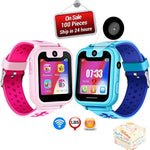 New Smart watch LBS SOS Call Gps Tracker For Kids - Smart GPS Trackers
