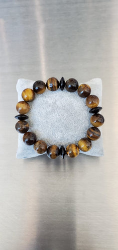 Chunky Brown Tiger eye