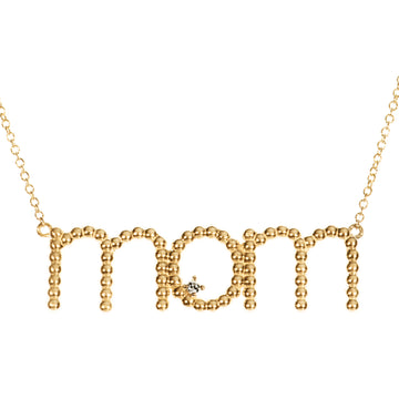 Mom Necklace | Naomi Gray Jewelry