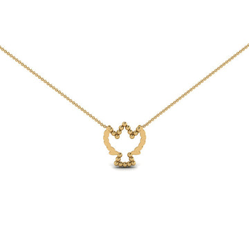 Virgo Zodiac Necklace | Naomi Gray Jewelry