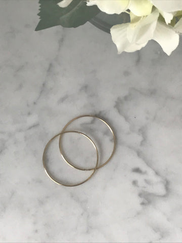 Endless Hoops | Naomi Gray Jewelry