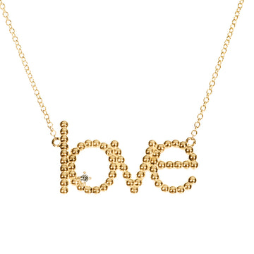 Love Necklace | Naomi Gray Jewelry