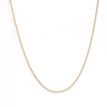 Dainty Ball Chain Necklace | Naomi Gray Jewelry