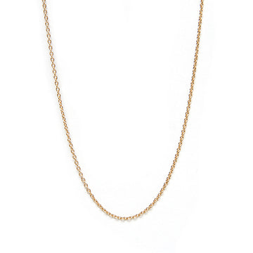 Dainty Cable Chain Necklace | Naomi Gray Jewelry