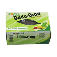 Tropical Naturals Dudu Osun African Black Soap(100% pure) 150g - Health and Cosmetics