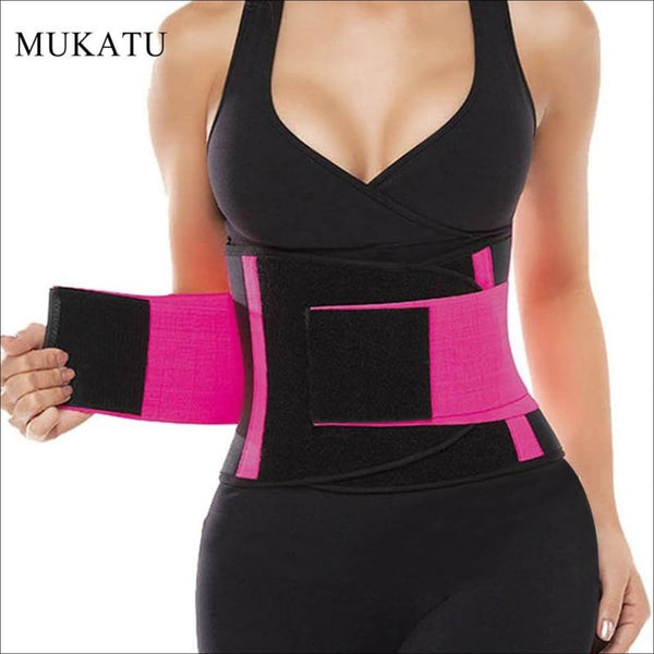 women slimming body shaper waist Belt girdles Control Waist trainer corset Shapwear modeling strap