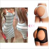 Womens Butt Lifter Underwear Boyshort Panties Body Shaper