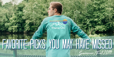 Favorite Fraternity Picks You May Have Missed: Summer/Fall 2019