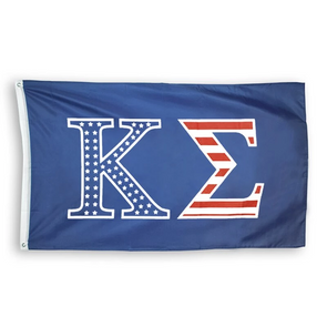Fraternity Stars and Stripes Flag