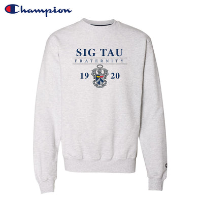 New! Fraternity Classic Champion Crewneck