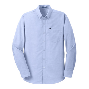 Sale! Fraternity Light Blue Button Down Shirt