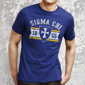 Fraternity Royal Gymnasium Tee