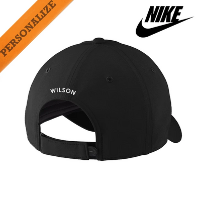 Fraternity Personalized Black Nike Dri-FIT Performance Hat