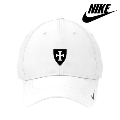 Fraternity White Nike Dri-FIT Performance Hat