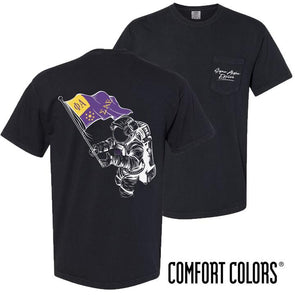 New! Fraternity Comfort Colors Astronaut Short Sleeve Tee