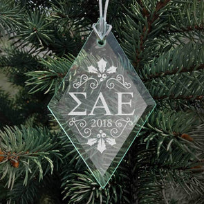 Sale! Fraternity 2018 Holiday Ornament