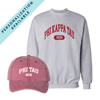 New! Fraternity Mom Bundle