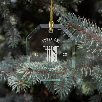 Fraternity 2020 Limited Edition Holiday Ornament
