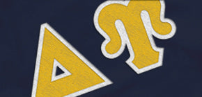 Delta Upsilon (DU) Greek Clothing