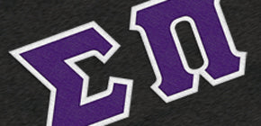 Sigma Pi Greek Clothing