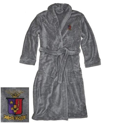 Sale! SigEp Charcoal Ultra Soft Robe
