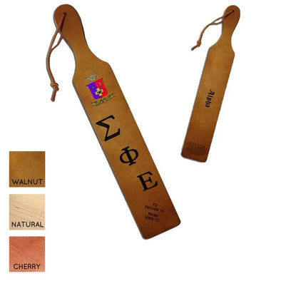 SigEp Personalized Traditional Paddle