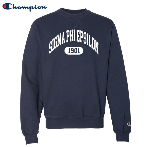 SigEp Heavyweight Champion Crewneck Sweatshirt
