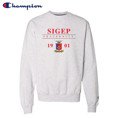 New! SigEp Classic Champion Crewneck