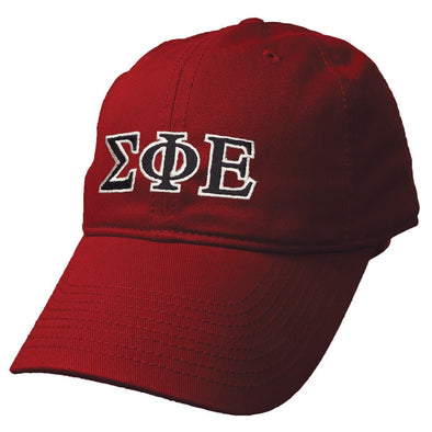SigEp Vintage Red Hat By The Game®