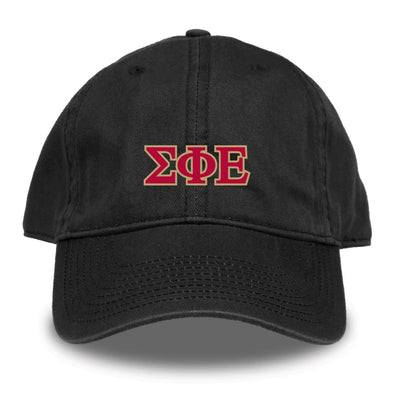 SigEp Black Hat