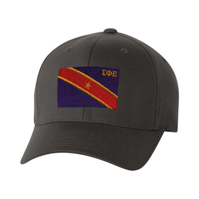 Sale! SigEp Flag Hat