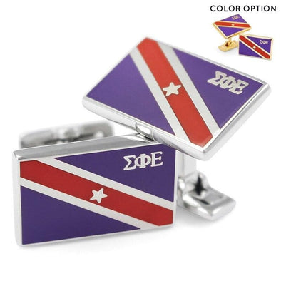 SigEp Cuff Links