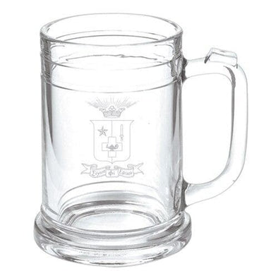 SigEp Keepsake Glass Mug