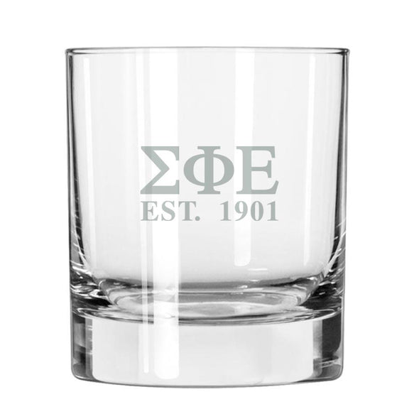 SigEp Engraved Glass