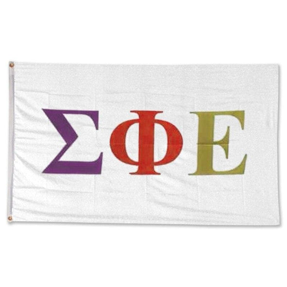 Sale! SigEp Greek Letter Banner