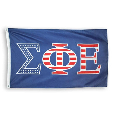 SigEp Stars and Stripes Flag