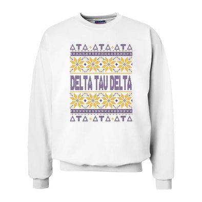 New! Delt Ugly Christmas Sweater